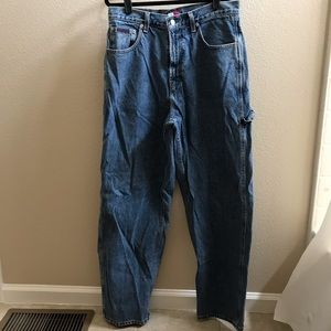 Tommy Hilfiger Faded Blue Jeans